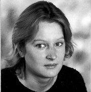 Eva Schwarz als Studentin