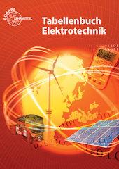 Tabellenbuch Elektrotechnik, 28. Auflage, erschienen bei Verlag Europa-Lehrmittel