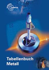 Titelblatt Tabellenbuch Metall